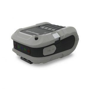 Muestra como es la Impresora de portatil Honeywell RP4